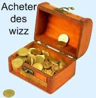 Acheter des wizz