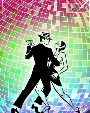 Danse de couple, séduction, perfectionnement, musique