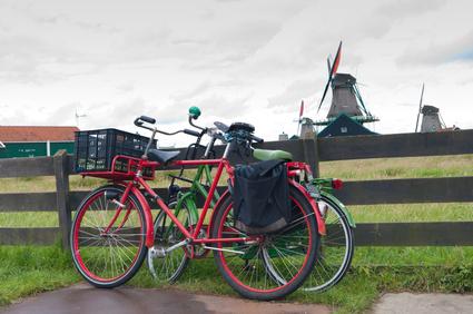 Voyage découverte à vélo en Hollande